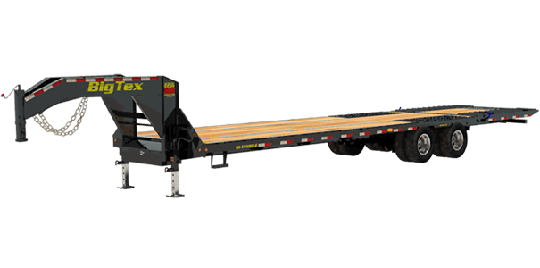 Big Tex Trailers Flatbed Gooseneck Trailers