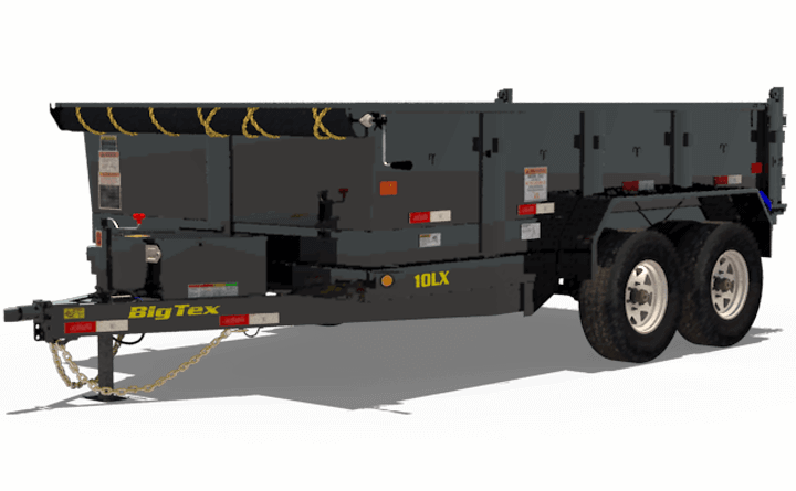 Big Tex Trailers America S 1 Professional Grade Trailers