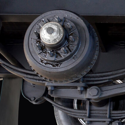 Dexter Brand Axles