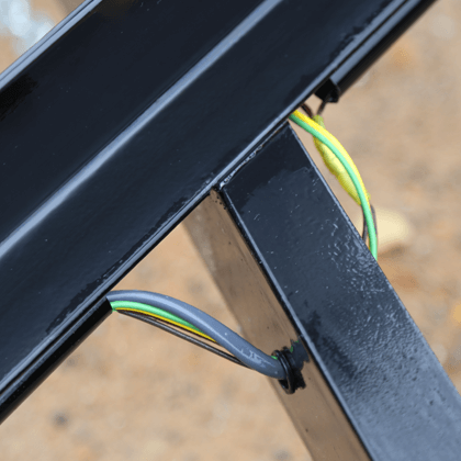 Protected Wiring